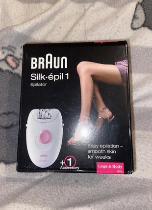 Эпилятор от braun