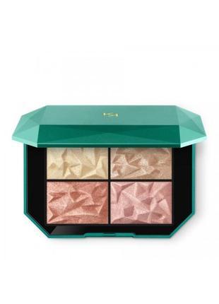 Палетка для лиця kiko milano holiday gems glow palette