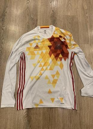 Футбольная футболка испания