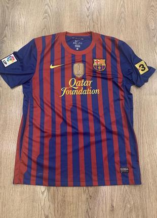 Футбольная футболка барселона