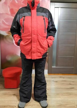 Лыжный костюм, размер l,xl