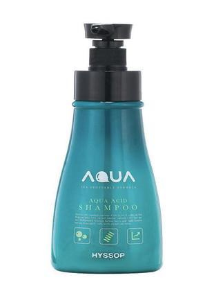 Шампунь для волосся hyssop aqua acid , 1000 мл