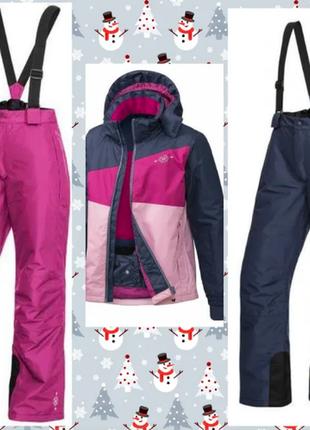 Лыжный костюм для девочки. утеплитель thinsulate. германия 122-140