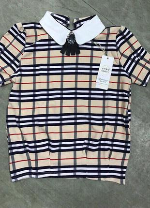 Рубашка воротник