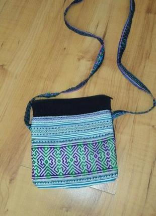 Этническая сумочка
