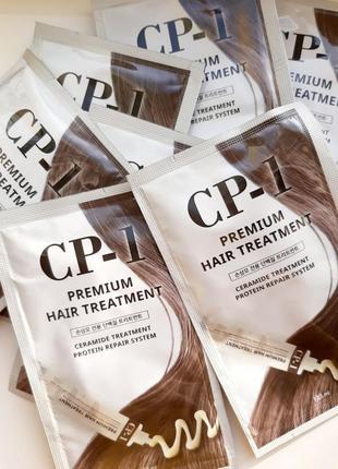 Esthetic house cp-1 ceramide treatment protein repair system premium hair treatment маска