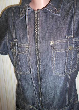 #джинсовое платье#sublevel#джинсовая туника#