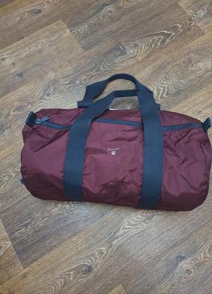 Стильная мужская сумка gant оригинал