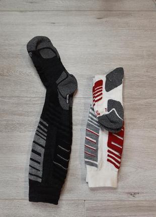 Термоноски комплект носок crivit pro 35-36 39-40 2 пары