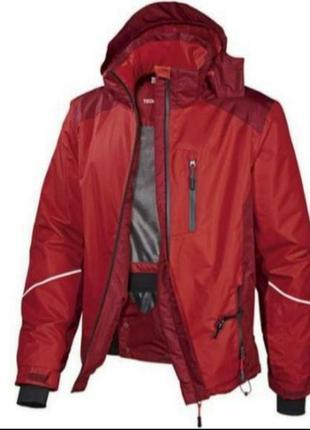 Лыжная зимняя куртка crivit p.52 евро, 58-60 наш, новая