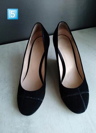 Жіночі замшеві туфлі!