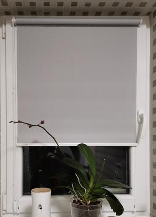 Новая ролета рулонная штора на окно