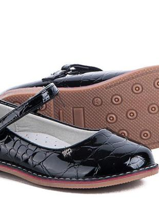 Школьные туфли для девочки бренда солнце