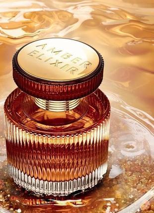 Женская парфюмерная вода amber elixir эмбе иликсе oriflame орифлейм 50 мл