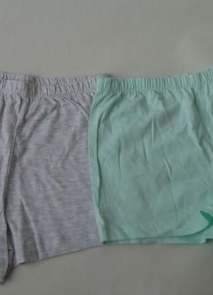 Набор 2 ед. пижамные шорты primark 5-6 лет