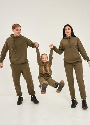 Комплект костюмов для всей семьи family look. все размеры, можно по-отдельности