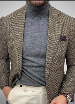 Пиджак жакет блейзер walbusch