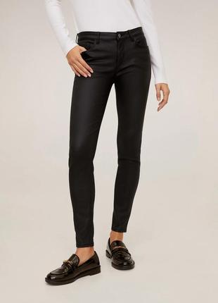 Штани / брюки з екошкіри