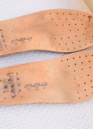 Ортопедические стельки finn comfort р.6 р.39 26 см