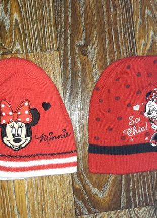 Disney minnie mouse george шапочки,  двойня, погодки