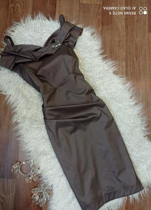 Нарядное платье vera mont