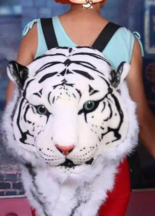 Продаю рюкзак плюшевый тигр