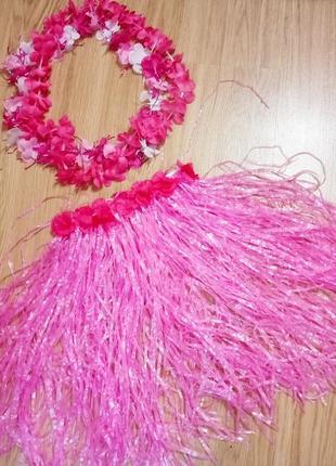 Карнавальный костюм гавайская вечеринка девишник