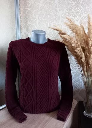 Теплый свитерок