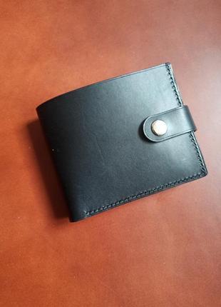 Шкіряний гаманець ручної роботи, кошелёк из натуральной кожы