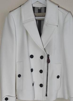 Женский пиджак,тренч burberry