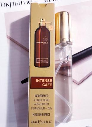 Intense cafe тестер 20мл, духи, парфюм, туалетная вода