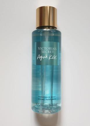Мист, спрей для тела aqua kiss victoria's secret 🔥акция!🔥 получи скидку 7%