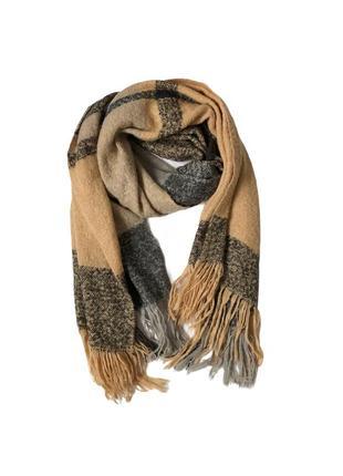 Палантин шарф, большой