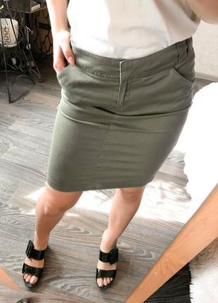 Брендовая качественная юбка