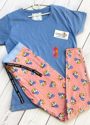 Хлопковая пижама новая аутлет primark disney плуто