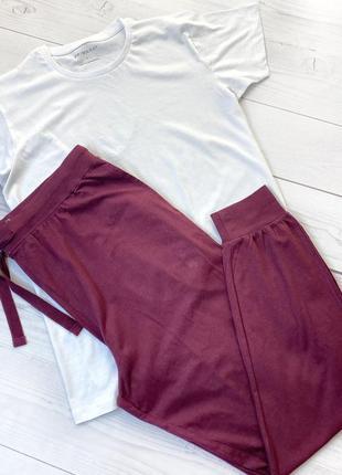 Primark мужская пижама хлопок для дома