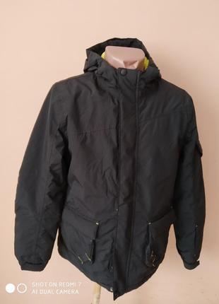 Термо стійка лижна куртка( 170-176)