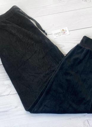 Плотные мужские штаны чёрные новые аутлет для дома