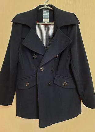 Куртка пальто укороченное