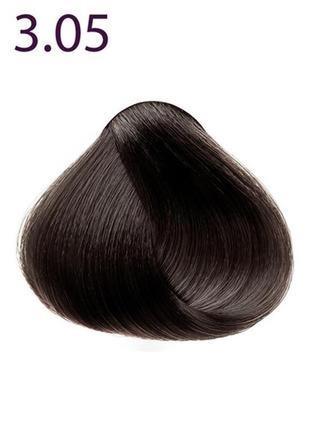 Краска для волос expert, тон «3.05. темный каштан шоколадный» 18023 faberlic