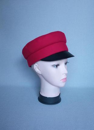 Распродажа!56размер. кепка кепи картуз модные женские кепi кашкет шапка фуражка
