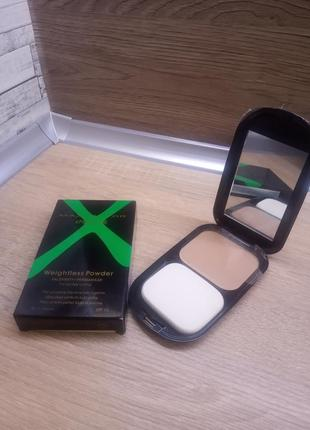 Пудра max factor xperience silk touch (тон 8)