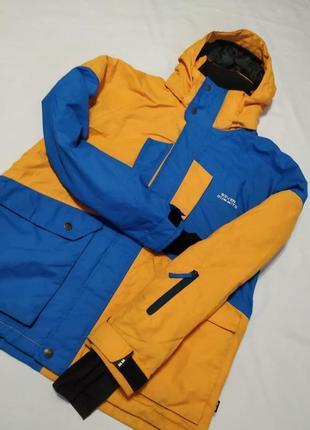 Мужская горнолыжная куртка seven summits с 10000 мембранной лыжная зимняя куртка