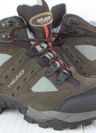 Ботинки head австрия 38,5р треккинговые