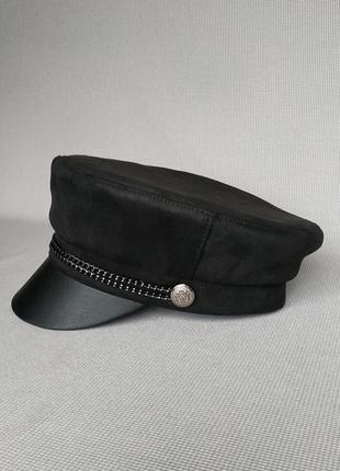 Тёплая кепи кепка картуз модные женские кепки, фуражки кепi кашкет шапка фуражка кеппи