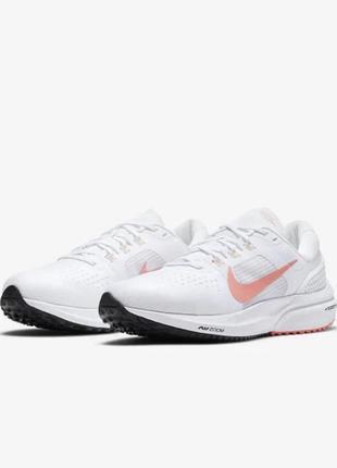 Кросівки жіночі nike air zoom vomero 15 cu1856-102 білий
