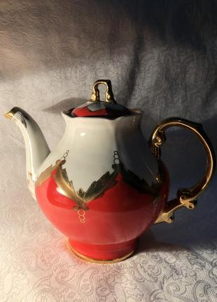Чайник «красный бутон» 3 л
