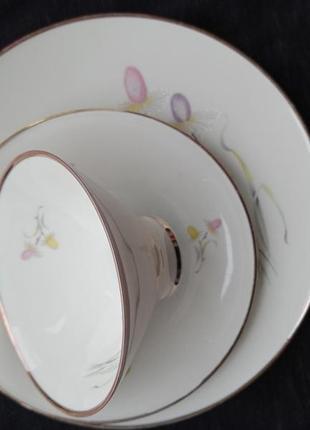 Фарфоровый комплект для чая,кофе