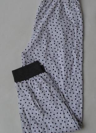 Пижамные штаны 9-10 лет primark