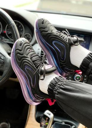 Nike air max 720 violet женские кроссовки найк6 фото